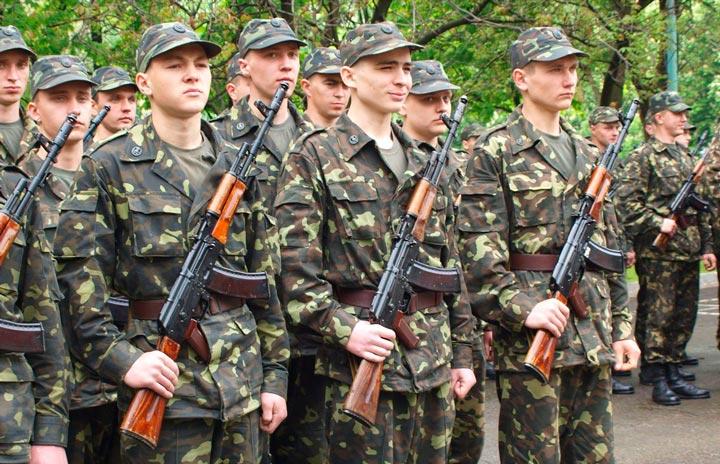 Наличие аномалии Киммерли не избавляет от службы в армии