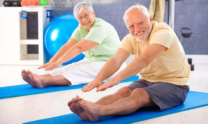 Физическая активность поможет в борьбе с болями в суставах