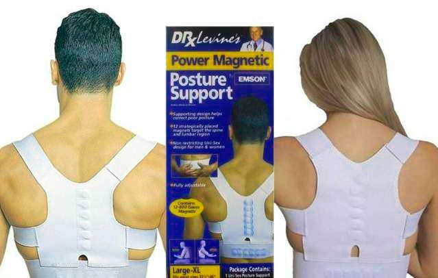 Магнитный корсет Magnetic Posture Support