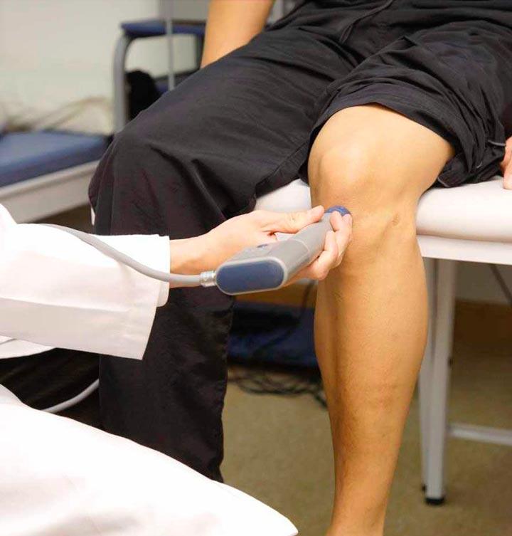 УЗИ сочленения колена