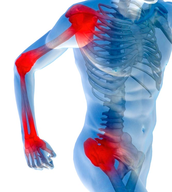 Таблетки от воспаления мышц и суставов