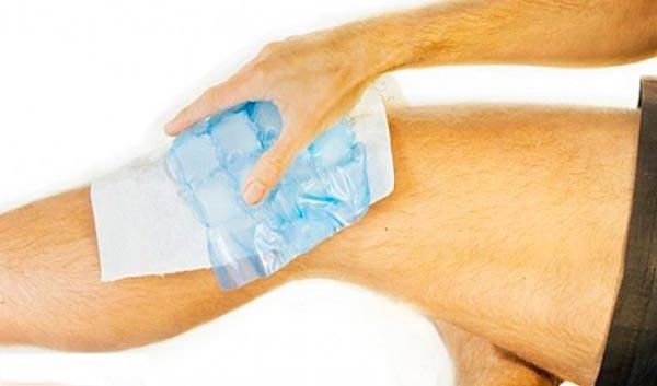 Лед от боли в суставах