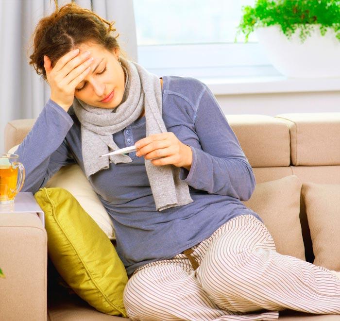 Лихорадка -симптом артрита