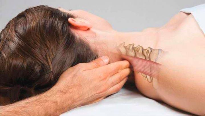 Массаж - один из методов лечения аномалии Киммерли