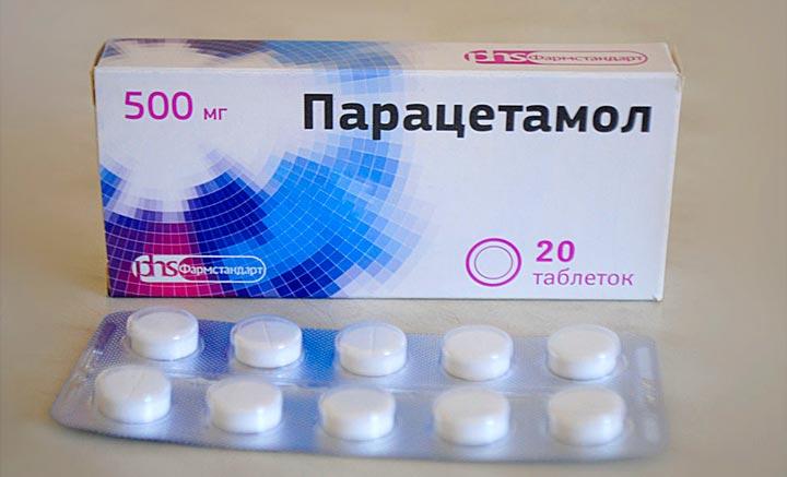 Парацетамол от боли в суставах