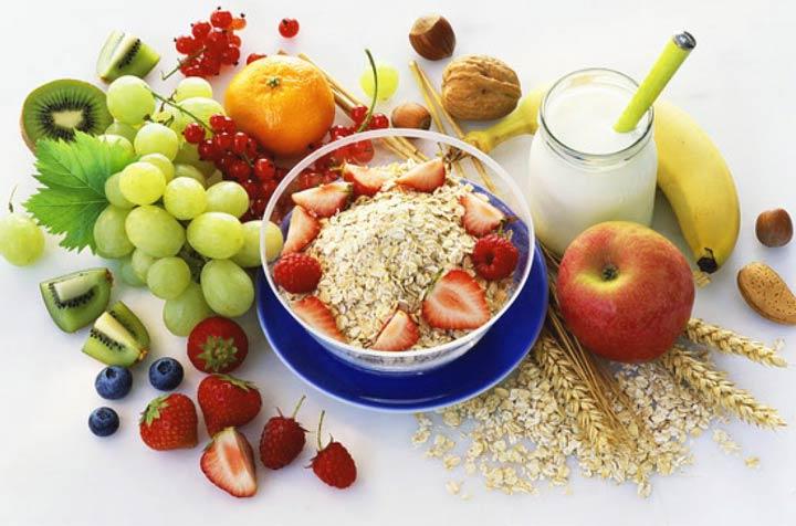 Правильно питаться - значит быть здоровым.