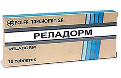 Препарат Реладорм