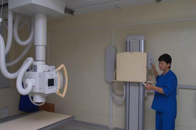 Аппарат рентген
