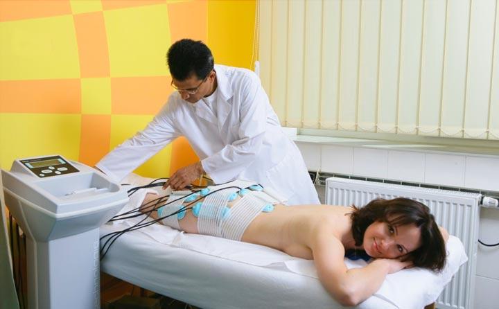 СМТ-терапия в условиях клиники