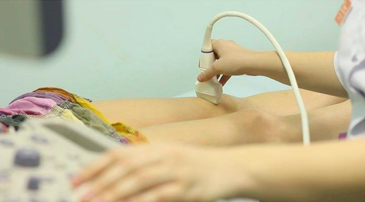 УЗИ коленного сустава для диагностики артрита