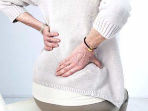 Если болит низ спины