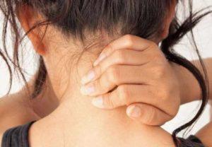 Заболевание шеи