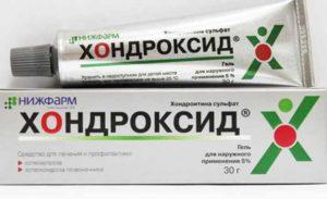 Лекарственные средства - хондроксид