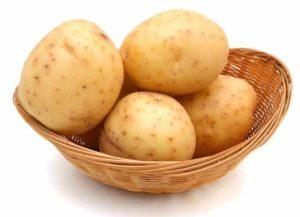 Картошка от растяжения