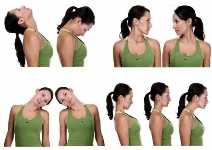 4 упражнения от ШОХа