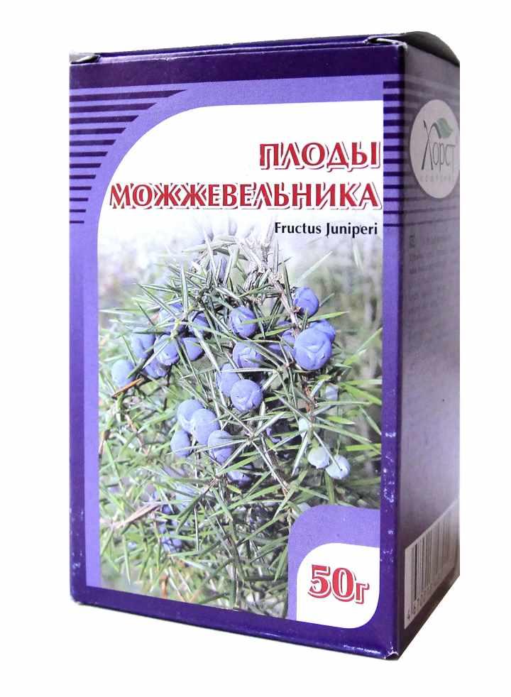 Лечение позвоночной грыжи - плоды можжевельника