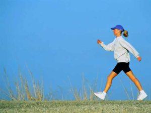 Недопущение позвоночной грыжи ходьбой