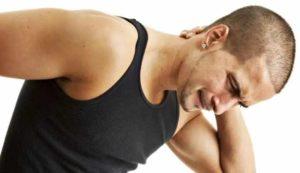 Боль в шее при миозите