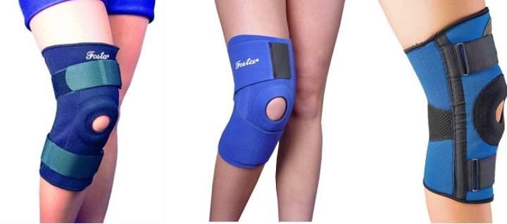 Современные лангеты на колено