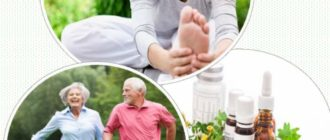 Здоровые суставы у стариков