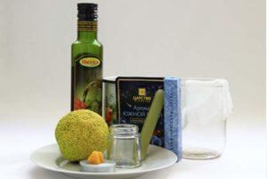 Состав для масла из лжеапельсина
