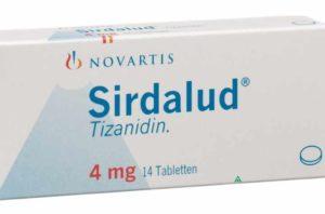 Лечение артрита сирдалудом