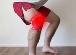 Когда не работает колено