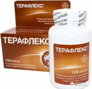 Лекарство от боли суставов - терафлекс