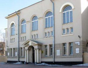 Здание института Бехтерева