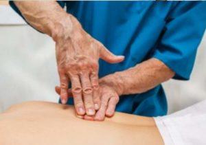 Диагностика руками мануального терапевта