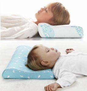 Детям варианты ортопедической подушки