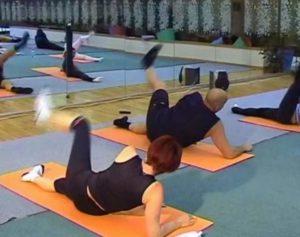 Курсы гимнастики для спины