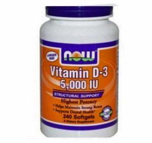 Кальцийсодержащий препарат - Витамин Д3