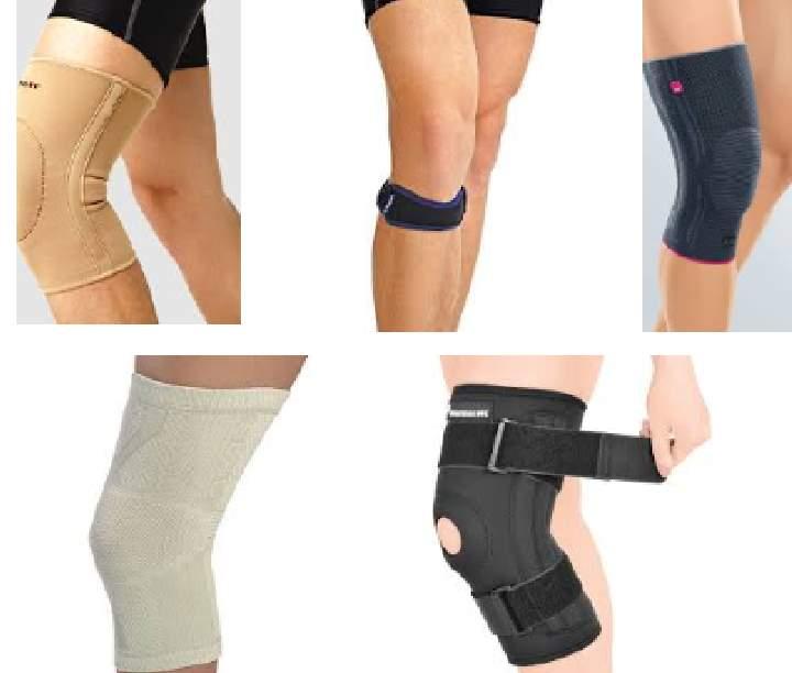 Для чего нужен бандаж на колено и как правильно его носить