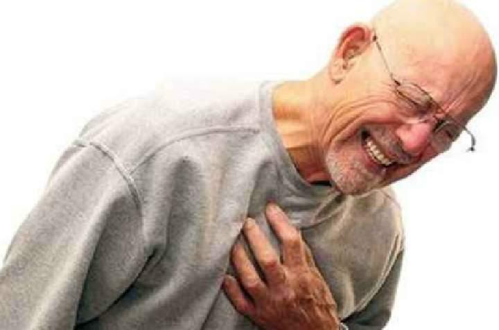 Боль в грудине посередине, при вдохе тяжело дышать