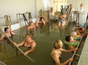 Бассейн и лечебная физкультура