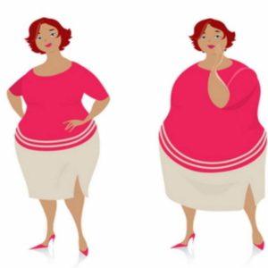 Когда лишний вес прогрессирует