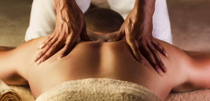 Классический вид массажа при грыже позвоночника
