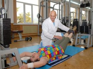Кинезотерапия для спины