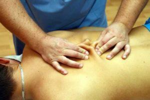Массаж мануального терапевта