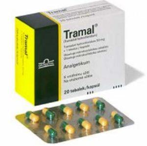 Анальгетик от боли - трамал