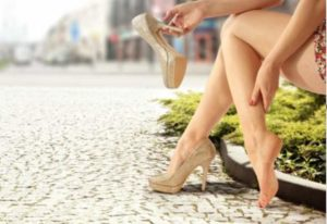 Каблук и усталость - причины артроза