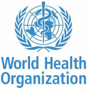 Лого всемирной организации здравоохранения