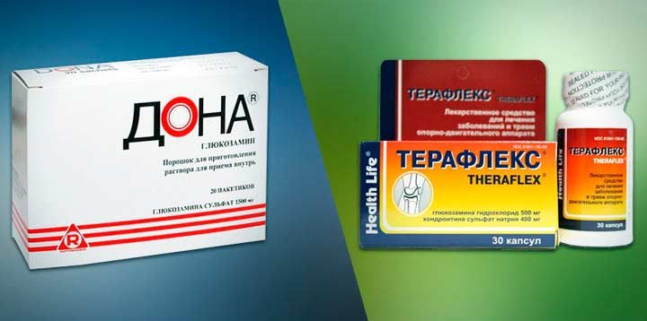Препараты при спондилоартрозе
