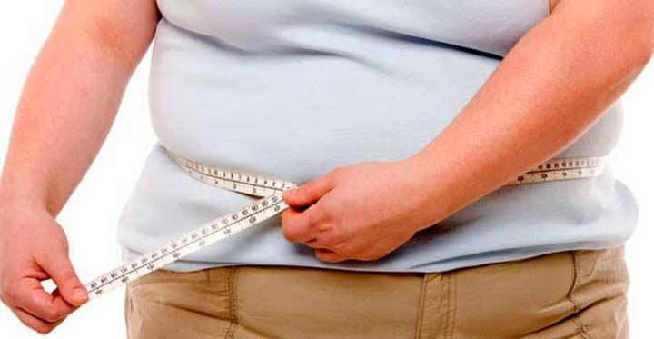 Лишний вес - одна из причин спондилоартроза
