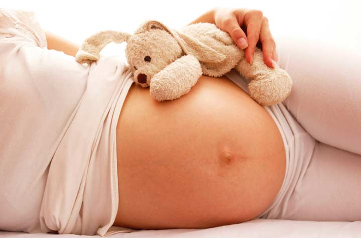 Использование мидокалма при беременности