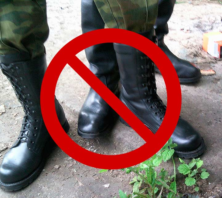Плоскостопие - причина освободения от воинской службы