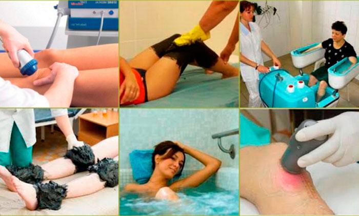 Очень эффективными для лечения артрита будут следующие физиопроцедуры