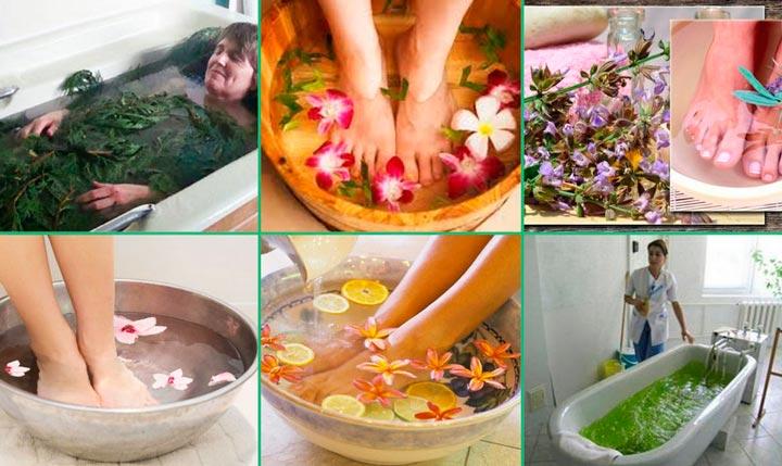 Лечение полиартрита ванночками
